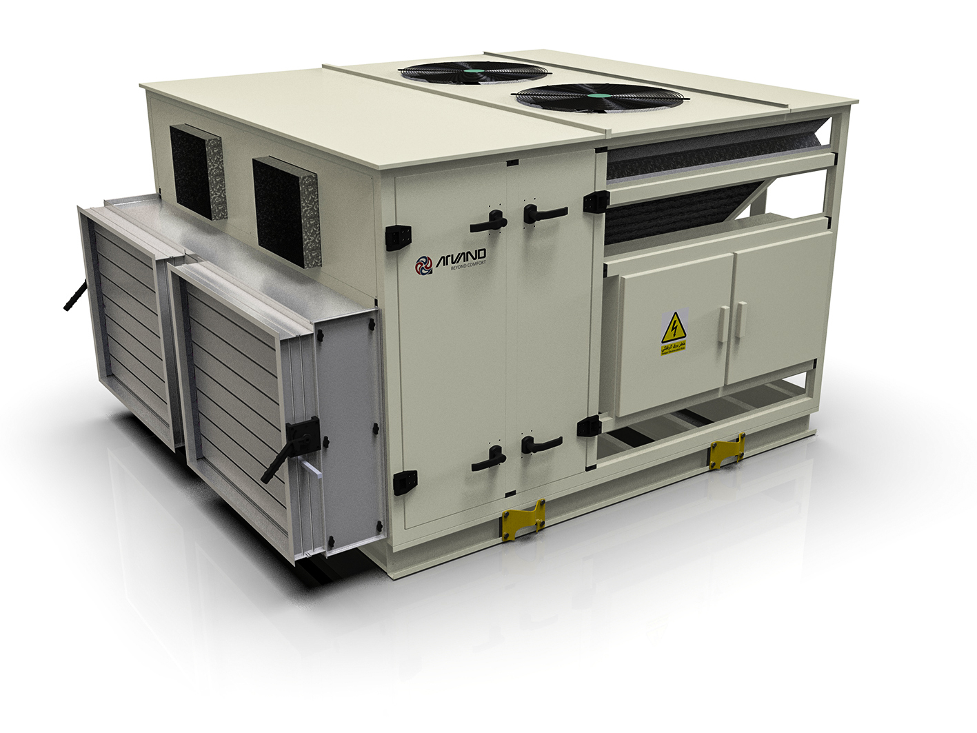 Air cooled Rooftop Packaged Unit